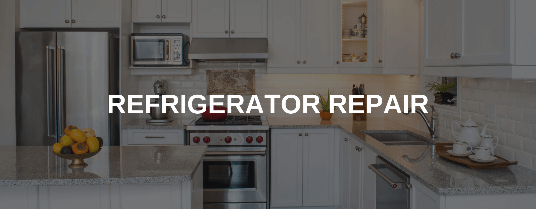city refrigerator repair