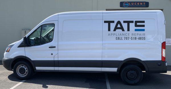 tate appliance repair van