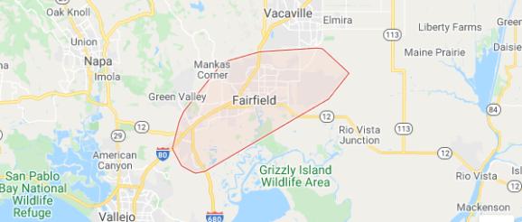 fairfield california
